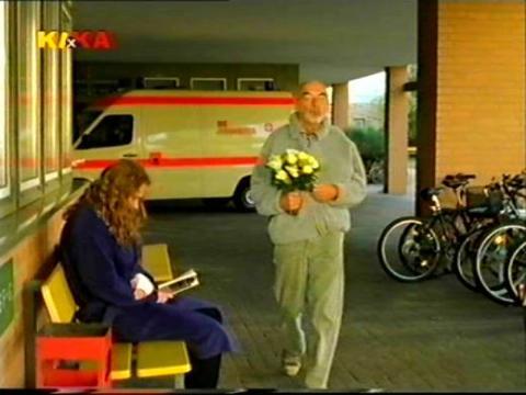Peter geht ins Krankenhaus Drehort
