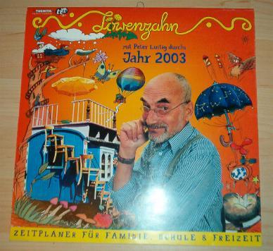 Kalender Löwenzahn 2003