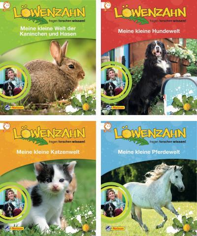 Löwenzahn Mini Bücher 2015