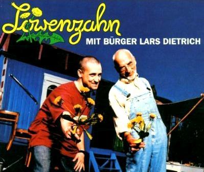 Löwenzahn mit Bürger Lars Dietrich Cover