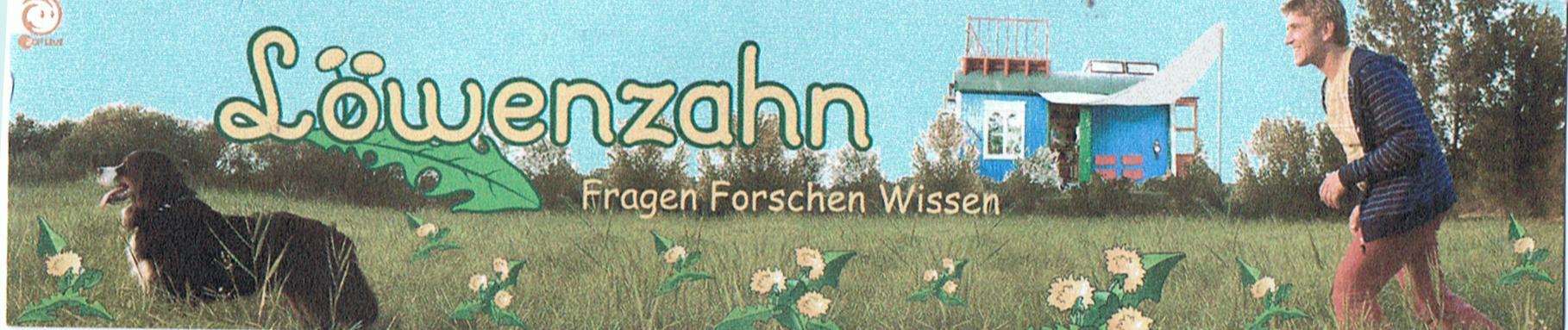 Löwenzahn Lesezeichen Papier ZDF Tivi