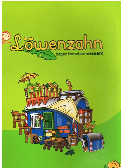 Löwenzahn Postmappe Fritz Fuchs