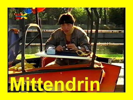 Mittendrin-Anja und ihr Laptop